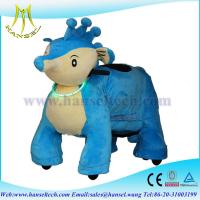 Wholesale Hansel animal rider 12v kids electric ride from china suppliers
