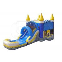 Commercial Grade Inflatable Obstacle Course Bouncer For Amusement Park