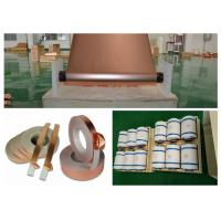 Wholesale High Elongation Graphene Copper Foil 500 - 5000 Meter Length Per Roll from china suppliers