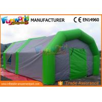 China Customized Inflatable Party Tent / Inflatable Medical Tent Marquee on sale