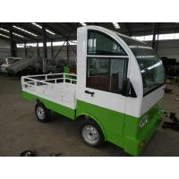 Wholesale ISO Certification electric cargo vehicle With 1Ton Loading Capacity Platform from china suppliers