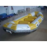 Wholesale Commercial grade PVC tarpaulin Inflatable Rafting Boat DB19 for home use from china suppliers