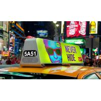 Wholesale 3G/4G P5 Two Side Taxi Top LED Display / LED Panel Full Color Dimension Customized from china suppliers