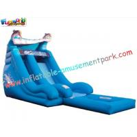 Wholesale Child, Toddler Outside Toys Outdoor Inflatable Water Slides for home, commercial use from china suppliers