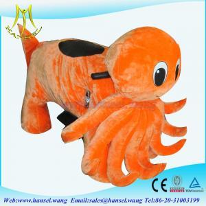 Wholesale Hansel safe kiddi ride amusement kiddy ride animatronic animals from china suppliers