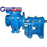 Wholesale 50B-L Low Abrasive Centrifugal Slurry Pump horizontal double shell axial suction from china suppliers