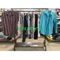 Wholesale Comfortable Mens Used Clothing Japanese Style Second Hand Mens Long Sleeve Shirts from china suppliers