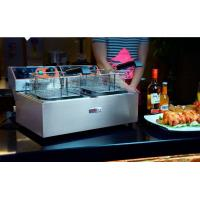 Buy cheap Electric Commercial Deep Fryer from wholesalers