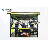 Wholesale Theme Park Virtual Reality Simulator Games Machine 9D VR Tower HTC VIVI Glasses from china suppliers