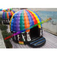 Wholesale Crazy Air Music Commercial Bouncy Castles For Dancing Customized from china suppliers