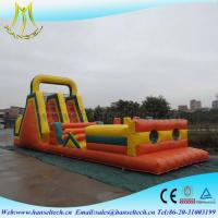 Wholesale Hansel recycled playground equipment,obstacle sport game indoor and outdoor from china suppliers
