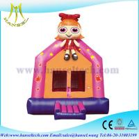 Wholesale Hansel top sale funny inflatable jumpers for kids in the park from china suppliers