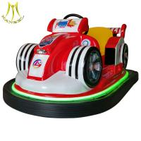 Wholesale Hansel high quality battery operated amusement rides electric bumper cars for sale new from china suppliers