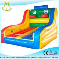 Wholesale Hansel Inflatable sport games basketball game from china suppliers