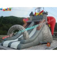 Wholesale Dragon Commercial Inflatable Slide , 8L Inflatable Slide Slip For Christmas from china suppliers