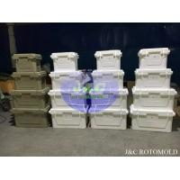 Wholesale LLDPE Plastic Rotational Moulding Products Insulated Coolers , Ice Boxes , Fish Boxes from china suppliers