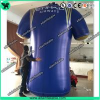 Wholesale Sports Event Advertising Inflatable T-Shirt Replica/Inflatable Cloth Model from china suppliers
