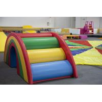 Wholesale Commercial Indoor Soft Play Equipment Soft Covering PVC Children Gym Center from china suppliers