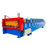 Wholesale Easy Installation Double Layer Roll Forming Machine , Tile Forming Machine from china suppliers
