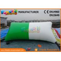 Wholesale 0.9mm PVC tarpaulin Inflatable Water Catapult / Inflatable Water Blob from china suppliers