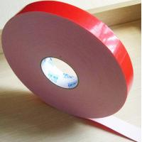 Wholesale Two sided adhesive tape coated strong acrylic glue with PE foam backing material from china suppliers