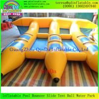 Wholesale Custom-Made Inflatable Flying Fish Boat for Water Sports EquipmentFly Water Banana Boats from china suppliers