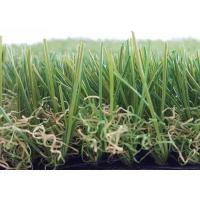 Wholesale Green PE + PP Artificial Grass Landscaping For Kindergarten Heat Resistant from china suppliers