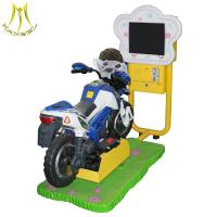 Wholesale Hansel electronic children amusement park game machine video horse from china suppliers