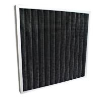 Wholesale High Efficiency Pleated Panel Activated Carbon Air Filter Hvac Pre Filter from china suppliers