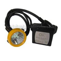 Wholesale ATEX approved KL5LM ( C ) led cord miners cap lamp , Rechargeable Battery from china suppliers