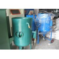 Wholesale Fixed High Pressure Sand Blasting Machine , Metal Surface Blast Cleaning Equipment from china suppliers
