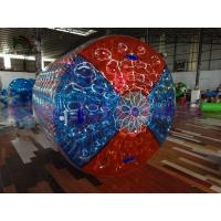 China Waterproof PVC / TPU OEM Big Inflatable Water Toy With CE Air Pump For Water Game on sale