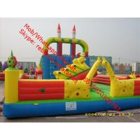 Wholesale Inflatable Games Bouncy castle from china suppliers