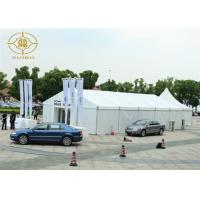 Wholesale Waterproof Aluminium Frame Tent Durable Movable Aluminum Frame Canopy Tents from china suppliers