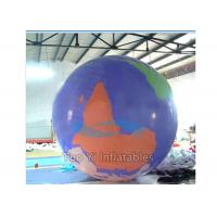 Wholesale Attractive Inflatable Earth Globe Balloons Customized Different Colors Design from china suppliers
