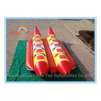 Wholesale Floating Inflatable Fishing Boat, Inflatable Banana Boat for Water Park from china suppliers