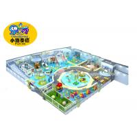 Wholesale Professional Toddler Soft Play Equipment / Children 'S Soft Play Area Equipment from china suppliers