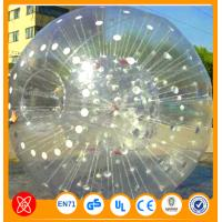 Wholesale Transparent Zorb Ball from china suppliers