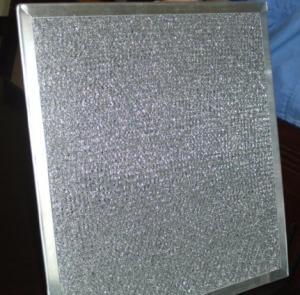 China CKL Model Hi Flow Air Filter , Reusable Air Filter 580x580x25mm Dimension on sale
