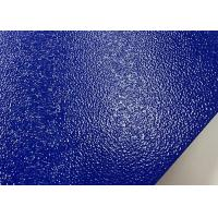 Wholesale Rough Texture Wrinkle Powder Coat Blue Color Thermosetting Powder Coating from china suppliers
