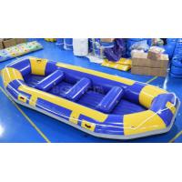 Wholesale River Inflatable Rafting Boat / Inflatable Drift Boat from china suppliers