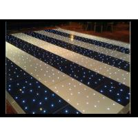 Wholesale DMX Controlled LED Dance Floor Output Voltage DC 5V Environmental Friendly from china suppliers