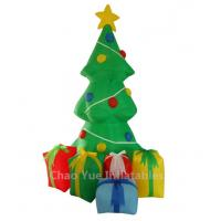Wholesale 2015 Hot Sale Christmas Tree Inflatable for Christmas Holiday from china suppliers