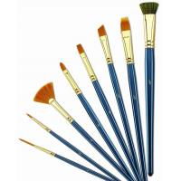 Wholesale Customized Logo 4 Inch Artist Painting Brushes Liner Brushes For Oil Painting from china suppliers