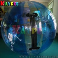 Wholesale Colour water ball,TIZIP zipper inflatable ball, water game Aqua fun park water zone KWB004 from china suppliers