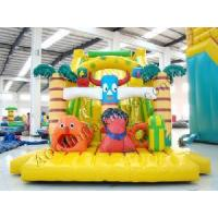 Buy cheap Inflatable Slide (AQ1102) from wholesalers