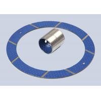 Wholesale Lead - Free POM Boundary Lubricating Bearings DX Bushing , Blue Thrust washer from china suppliers