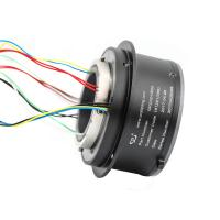 Wholesale 8 Circuits Slip Ring Solutions High Temperature Resistant Aluminum Alloy Materials from china suppliers