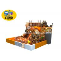 Wholesale Professional Commercial Indoor Toddler Playground Amusement Park Equipment Sets from china suppliers
