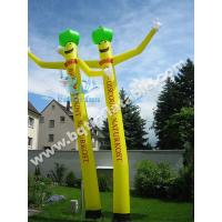 Wholesale Inflatable single leg airdancer,Inflatable sky dancer,Outdoor promotion airdancer from china suppliers